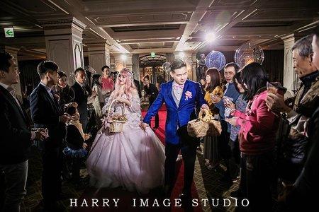 婚禮平面拍照