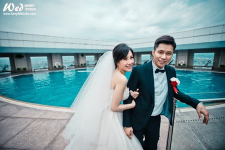 Johin+FiFi Wedding