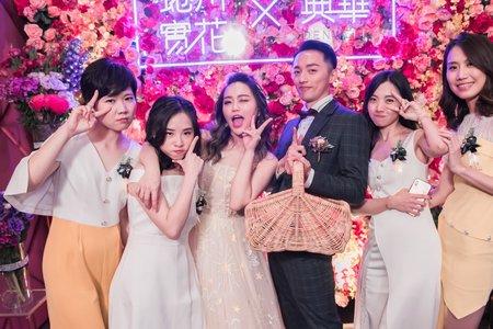YT+PG Wedding