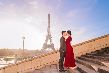 PicVoyage 巴黎旅拍婚紗攝影