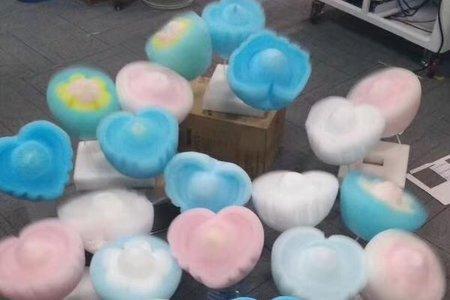 自動造型棉花糖機