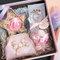 珠光煥彩禮盒組--星星盒裝玫瑰皂