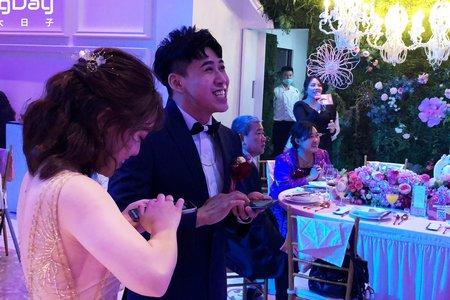 婚禮互動遊戲_新人與賓客最佳的互動時機!