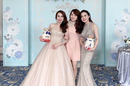 姊妹共同婚禮#12