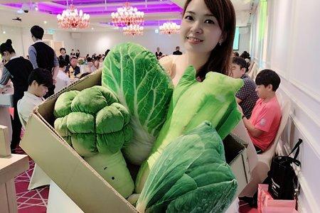 捧花禮/捧菜禮~該送什麼好?!#15