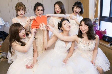 俊廷加合婚禮