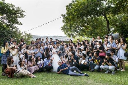 品白可馨婚禮派對