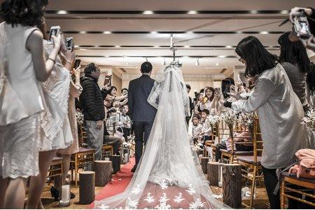 力瑋思昀婚禮