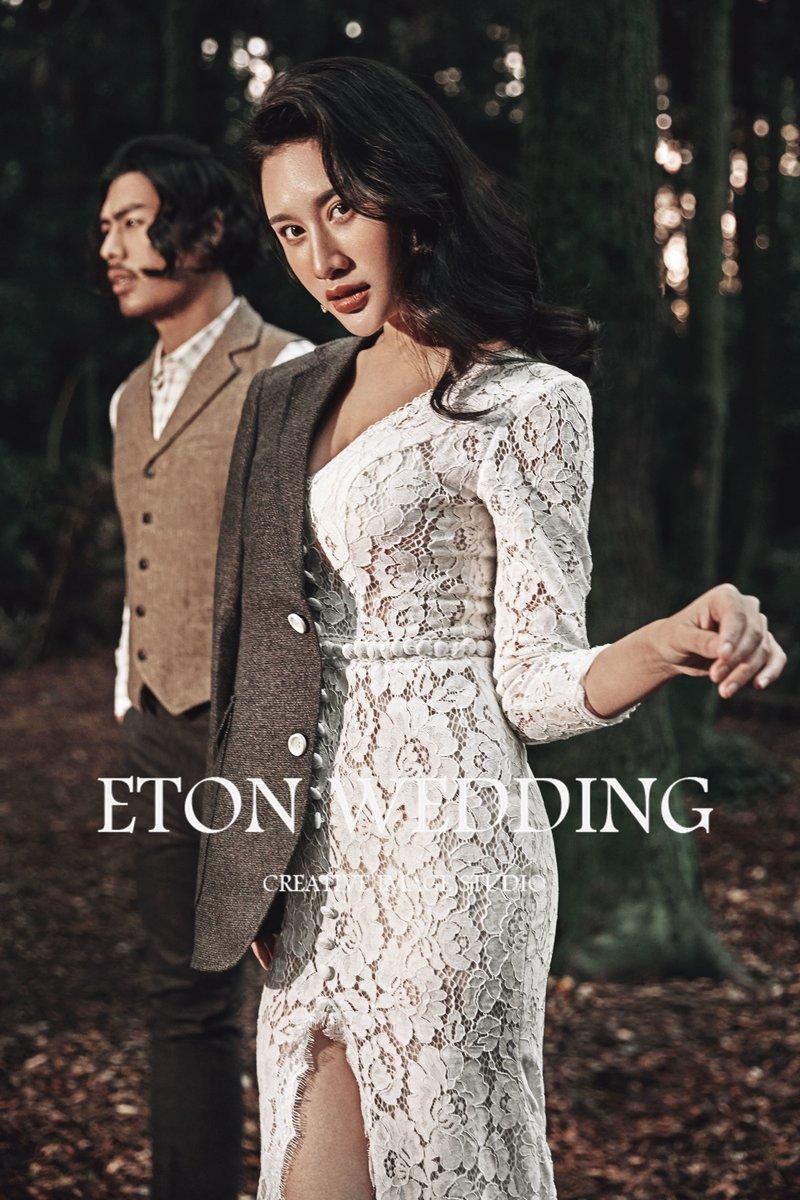 婚紗攝影推薦,伊頓自助婚紗
