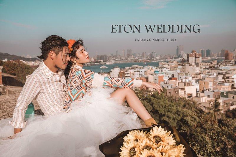 為愛一生-婚紗包套-台北自助婚紗