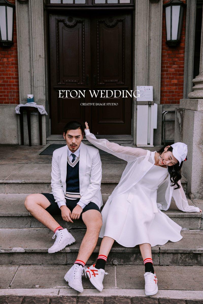 婚紗攝影-板橋攝影工作室-伊頓自助婚紗