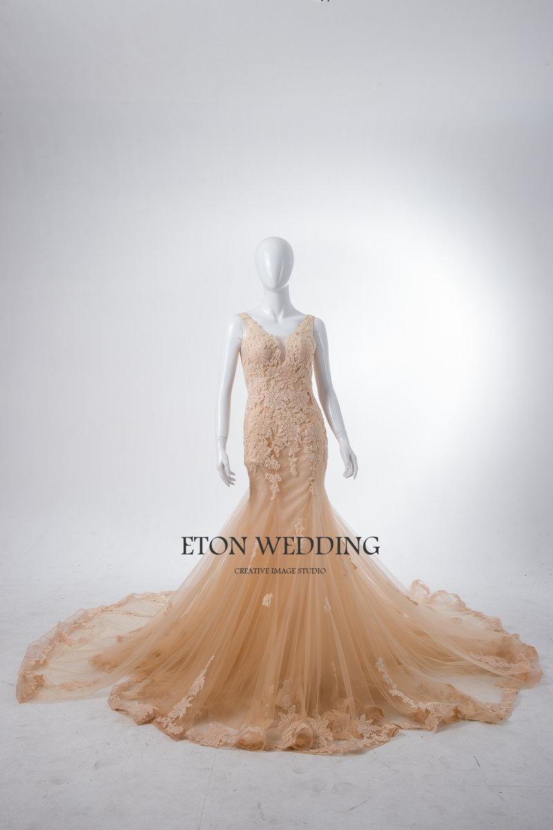 禮服出租-2019白紗禮服,伊頓自助婚紗