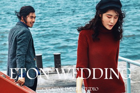 【真愛相隨】自助婚紗-新北板橋店婚紗攝影