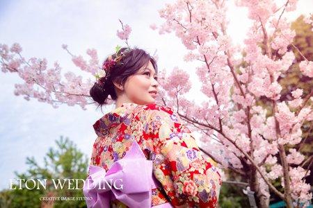 【心花開】-2019日本海外旅拍-伊頓自助婚紗