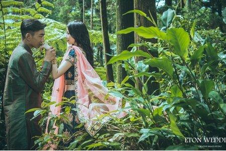 台灣婚紗攝影💛板橋婚紗-伊頓自助婚紗💛