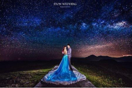 星光婚紗-特色攝影推薦-台北夜景婚紗
