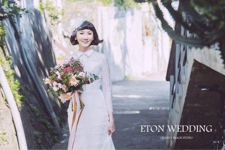 2020婚紗風格-日系風婚紗-伊頓自助婚紗板前推薦