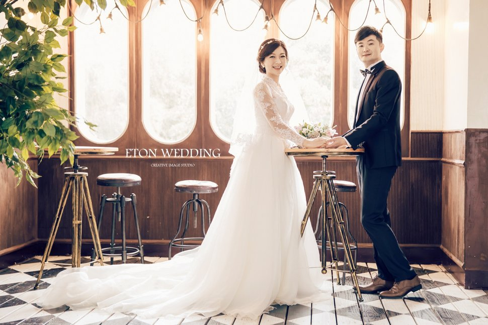 新北婚紗,伊頓自助婚紗 (2) - 伊頓自助婚紗攝影工作室(新北板橋店)《結婚吧》