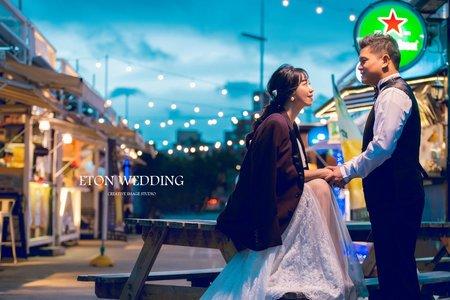 ✨專屬我的夢幻婚紗照✨-板橋伊頓自助婚紗推薦