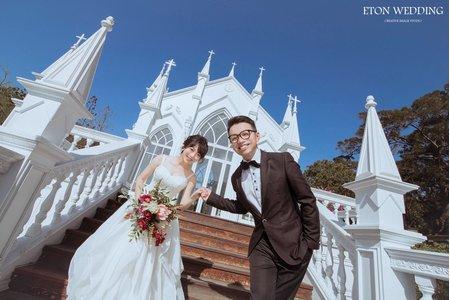婚紗攝影基地推薦💗-婚紗照-板橋婚紗伊頓