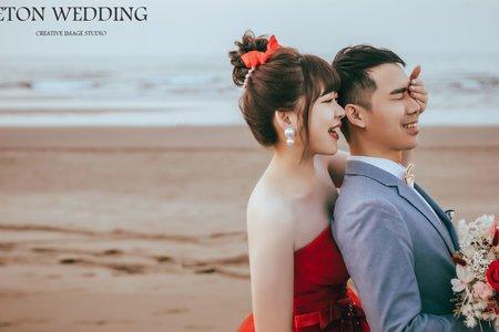 絕美大自然婚紗照