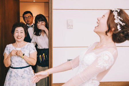 翔才&佩璇 - 迎娶晚宴