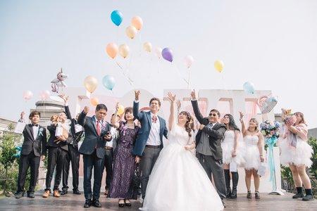 治鈞&貝玲 - 證婚儀式