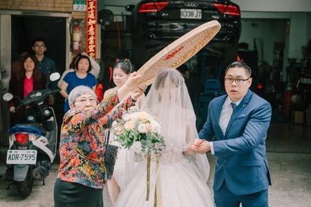 哲揚&藝瑄 - 雙儀式教會證婚