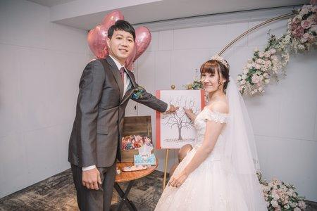 倫豪&宥均 - 證婚午宴