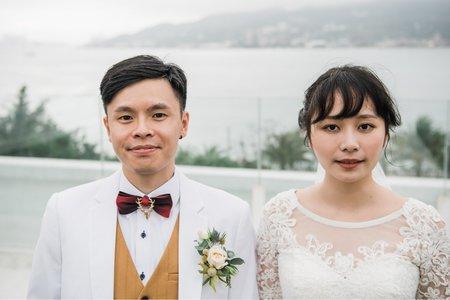 澤唯&瑄庭. - 證婚晚宴