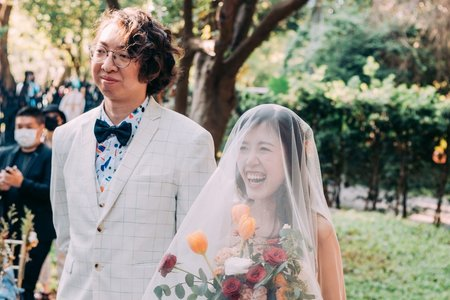 連凱&郁婷 - 證婚儀式