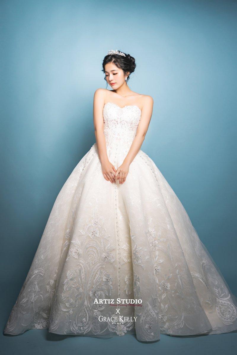 GraceKelly婚紗禮服