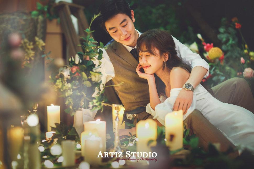ROMANTIC 浪漫約會 - 韓國藝匠 Artiz Studio《結婚吧》