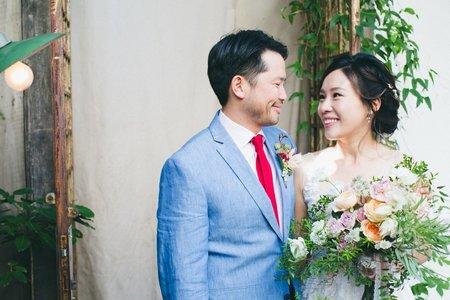 ☞ Maxi & Isaac 台北婚禮。香色 ☜
