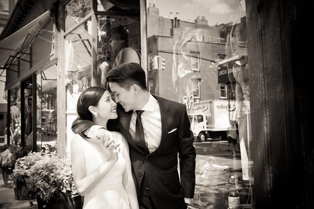 ☞ Stella & Hans 海外婚紗。紐約 ☜