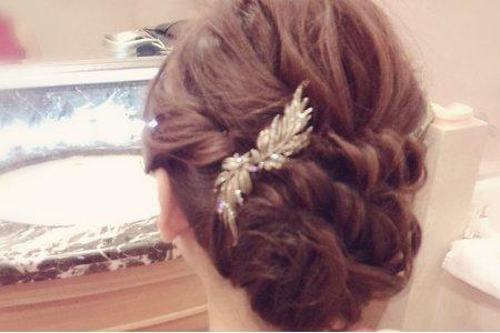 Yann可愛新娘當天婚禮作品