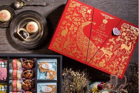 客製化喜餅禮盒