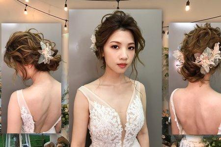婚宴造型🌵Cera雪拉-美式造型師