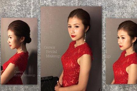 短髮新娘造型🌵Cera雪拉-美式造型師