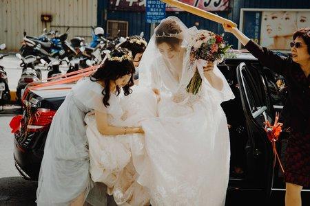 婚禮攝影|Zhong & Lulu