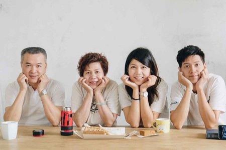 家庭寫真|Zheng Family