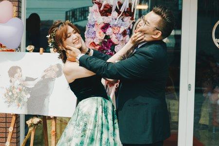 婚禮攝影|Zhi & Hui