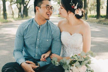 散步婚紗|Wei & Wendy