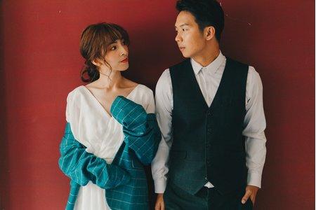 散步婚紗|Bin & Wei