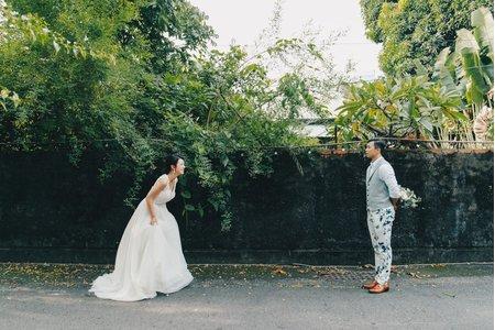 散步婚紗|Yo & Ting