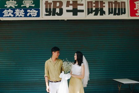 生活感婚紗|Xian & Yi