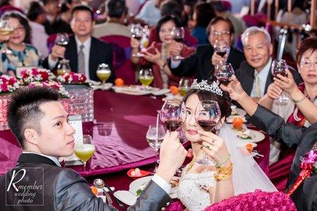 婚禮紀錄[宴客]