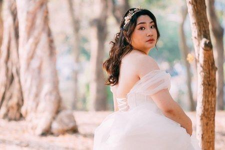 台南巴克禮新娘外拍花絮