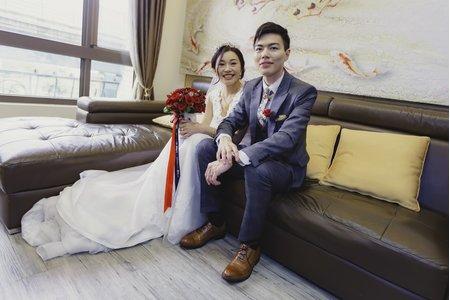 婚禮全記錄影片