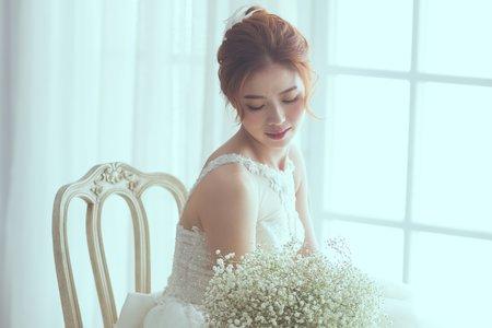 韓 清新婚紗
